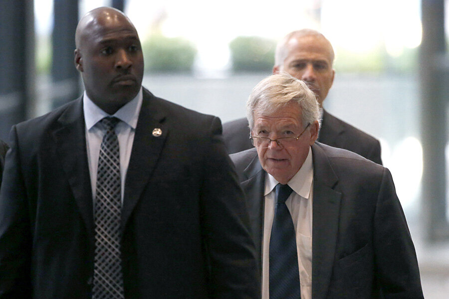 Dennis Hastert's guilty plea could keep scandal details ...