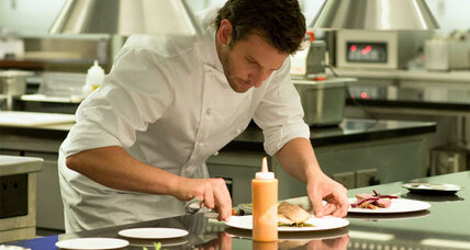'Burnt' star Bradley Cooper on playing a chef in the kitchen: 'It's all me'