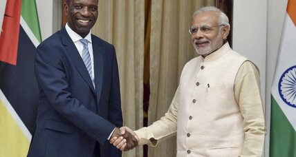 India to Africa: We're not China