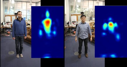 Good news or bad? MIT can track people through walls
