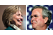 Jeb Bush vs. Hillary Clinton? In new ads, the two attack each other