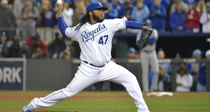 Royals take 2-0 World Series lead after downing Mets