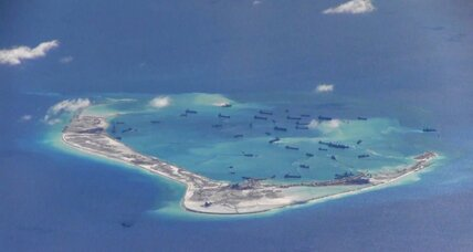 In wake of US patrol, US and China hold talks on South China Sea (+video)