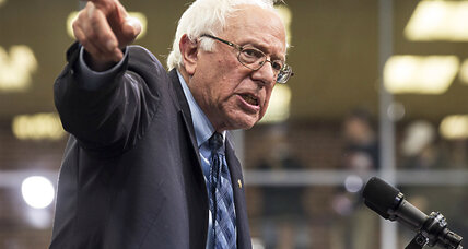 Why Bernie Sanders is open to states legalizing marijuana (+video)