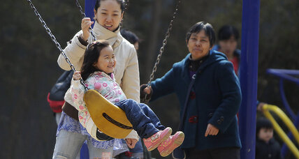 China drops one-child policy: Could this be good for girls? (+video)