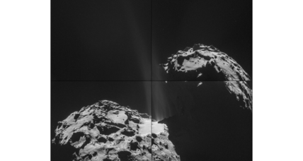 Rosetta spacecraft detects molecular oxygen on comet