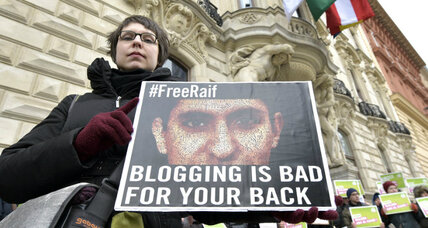 Jailed Saudi blogger wins Sakharov Prize. Will it help?