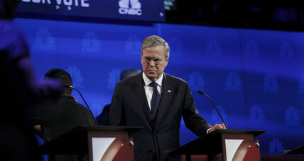 Jeb Bush led the race. Now he's probably finished. What happened? (+video)