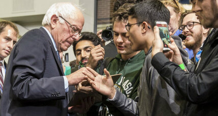 Why Bernie Sanders is standing with Muslims