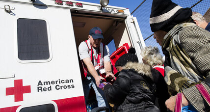 Donations to Red Cross plunge: Typical ebb and flow or sign of lost faith?
