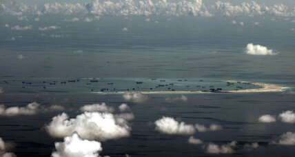 Hague court takes up Philippines dispute in South China Sea