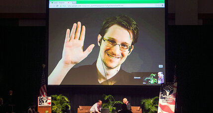 Could Edward Snowden get a fair trial if he returned to the US?
