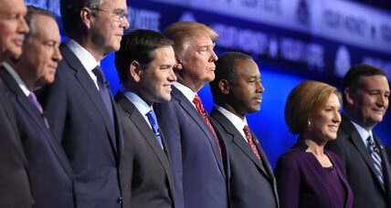 Republican 2016 race: Why it's getting late early