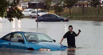 Texas battered by tornado and more flooding (+video)