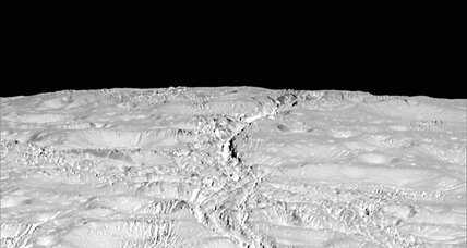 Why the plume of Enceladus is surprising NASA scientists