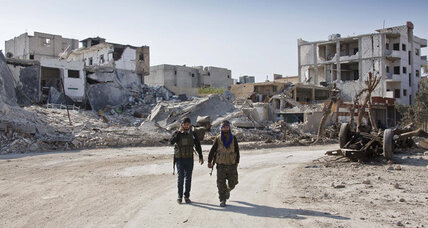 New US-backed Syrian rebel alliance launches offensive against IS