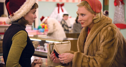 'Carol' is carefully appointed outside, chilly inside