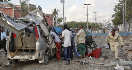 Islamic extremists launch deadly attack on hotel in Somalia