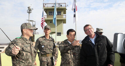 Carter to North Korea: End nuclear weapons program