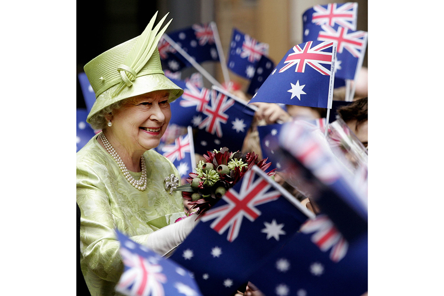 3a154fc46d05 Australia says goodbye to knights and dames. Is the queen next ...
