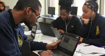 In coding classes, Boston schools aim to provide 21st century skills