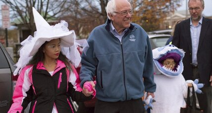 Bernie Sanders: Why big New Hampshire crowds are '#FeelingtheBern'