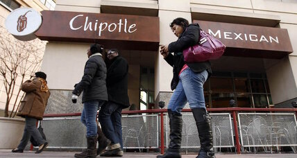 Chipotle restaurants linked to E. coli outbreak in two states