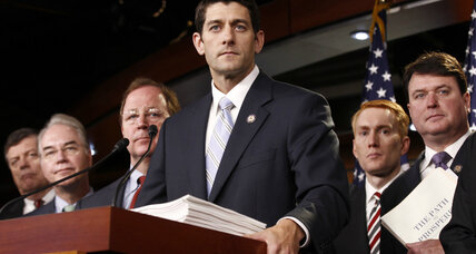 Could Paul Ryan preside over transformative tax reform?