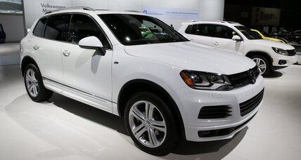 EPA says Volkswagen cheated second time on pollution tests