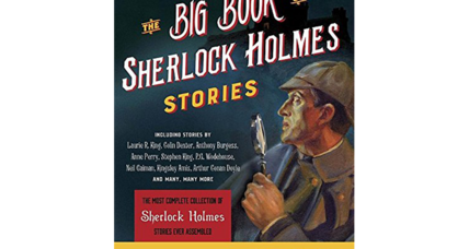 New Sherlock Holmes anthology's appeal is elementary, my dear!