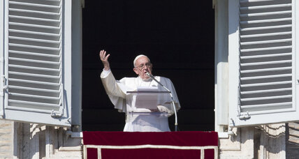 Pope Francis's first scandal? Vatican arrests draw attention to Holy See.