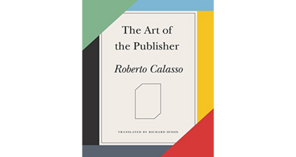 'The Art of the Publisher' is a graceful, intelligent tribute to the world of book publishing