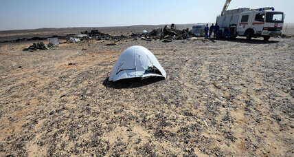 Mystery, confusion surround Russian plane crash in Egypt