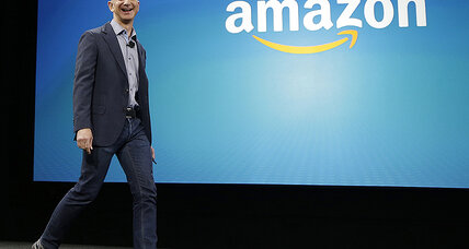 Amazon goes analog: Can e-retail giant change the way we buy books – again? (+video)