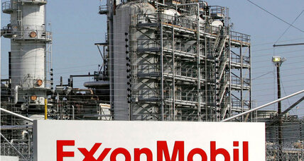 When did ExxonMobil know about fossil fuels and global warming?