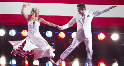 'Dancing With the Stars': Why a former Backstreet Boy could win it all