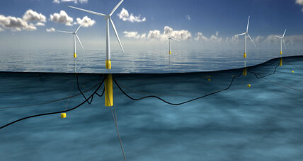 Are floating wind turbines the future of clean energy?