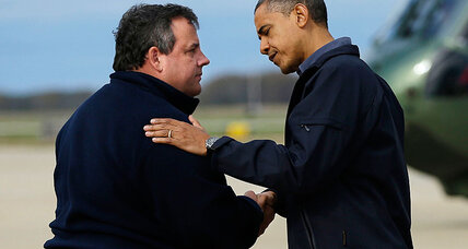 Despite brief clash, Obama and Christie are both working for justice reform