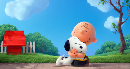 Does 'The Peanuts Movie' retain the spirit of Charles Schulz's characters?