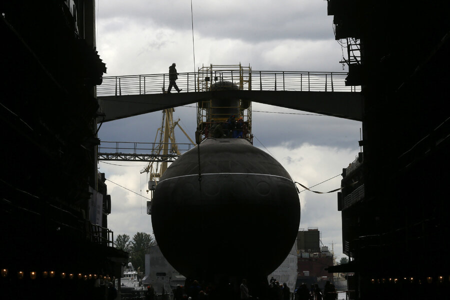 Why the Russian threat to undersea cables is overblown