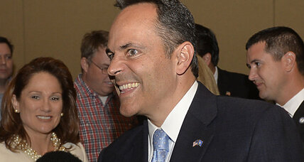 Republican wins Kentucky governorship: A signal for 2016 election?