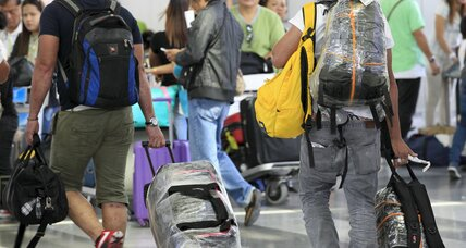 Manila airport security accused of planting bullets in passenger bags