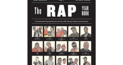 How social media savvy made 'The Rap Year Book' a bestseller