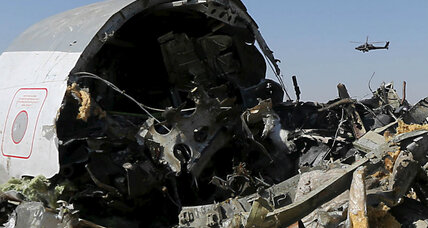 ISIS bomb on Russian plane? Irish officials cancel all Egypt flights