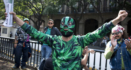 Mexico supreme court opens door to recreational pot use
