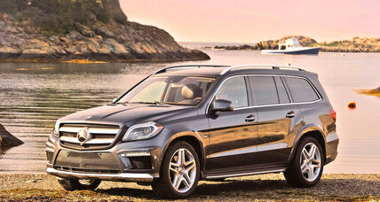 Mercedes GLS SUV aims for better efficiency, handling over GL-Class predecessors