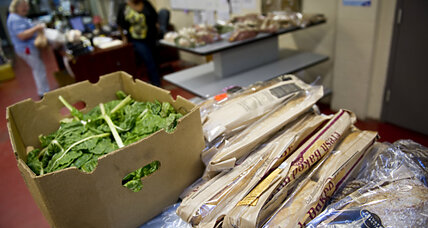 Why N.C. high school has a food pantry for students by students