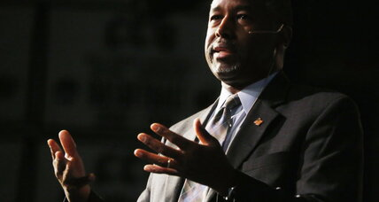 Ben Carson's rap ad: Will it appease or offend black voters? (+video)