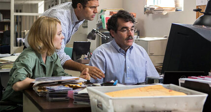 'Spotlight': What the movie has to say about contemporary journalism