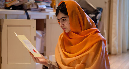 Emma Watson and Malala Yousafzai: 'The definition of feminism is equality'